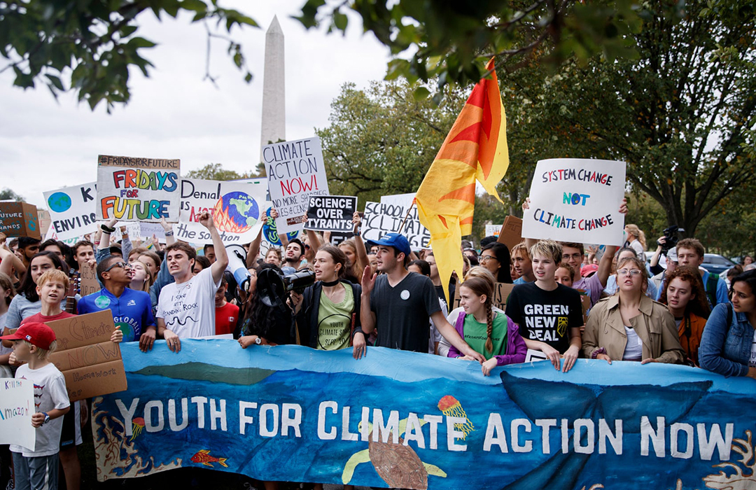 Global Climate Strike 2019 en Wokii