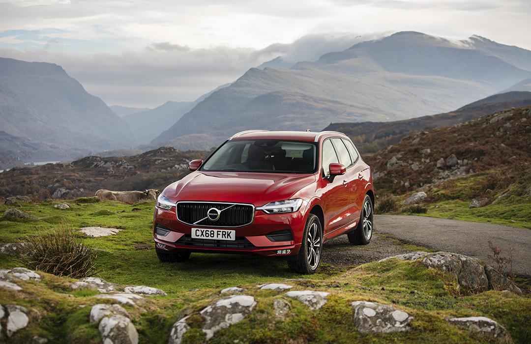 Volvo, líder sustentable en Wokii
